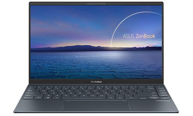 ASUS ZenBook 14 (2020) Intel Core i7-1165G7 11th Gen