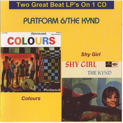 Plattform 6 & The Kynd - Colours & Shy Girl