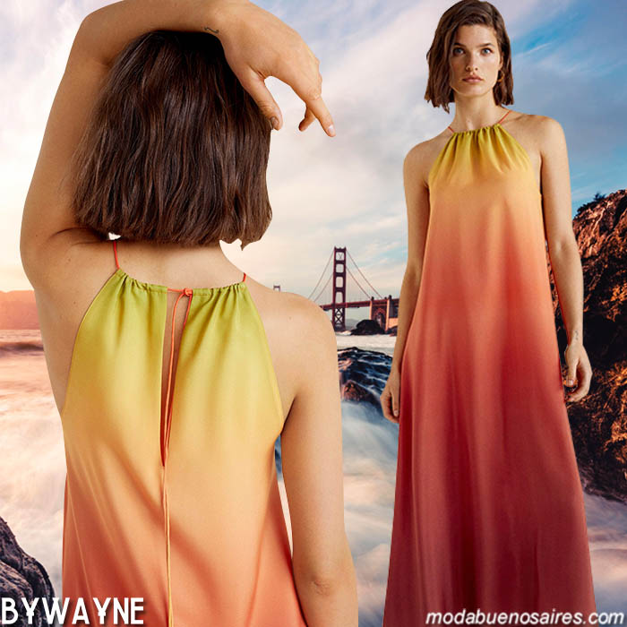 Moda primavera verano 2020. Vestidos primavera verano 2020.