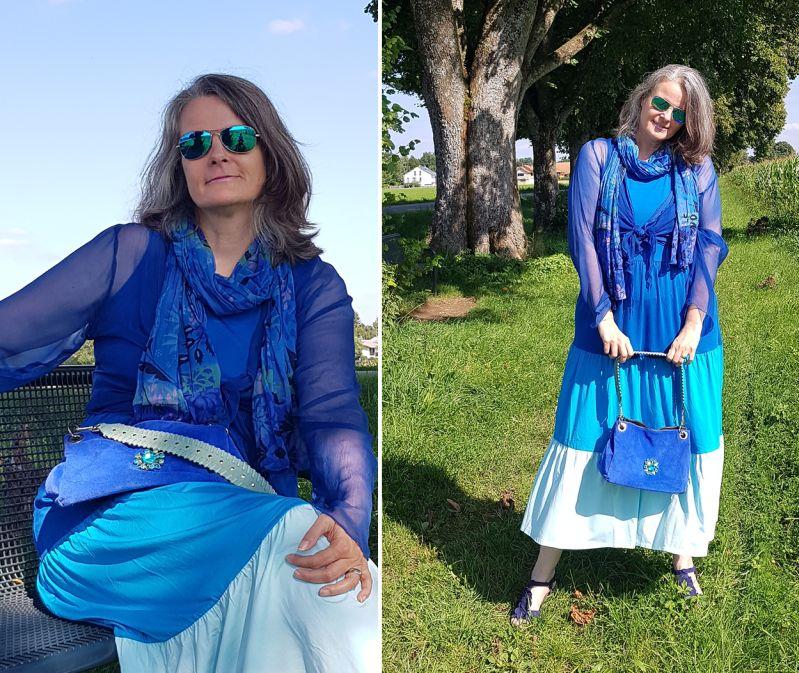 Monochrome im neuen Sommerkleid