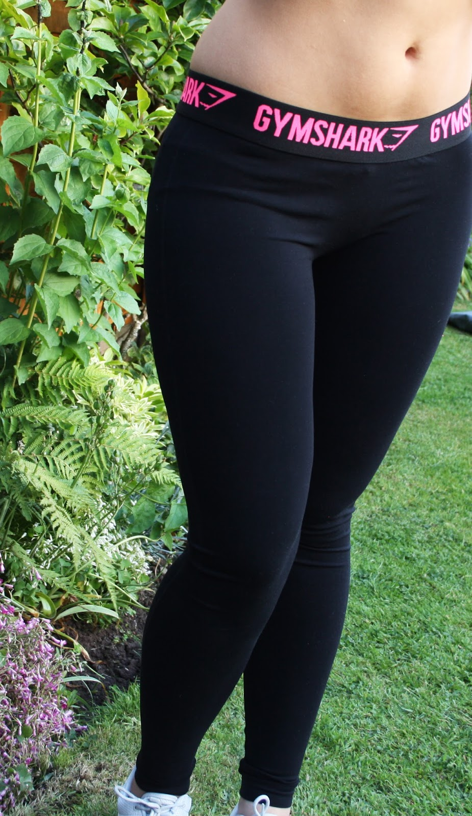 The Realist Review Gymshark Element Compression Leggings