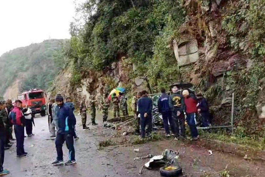 Two army pilots killed after Copper crashed in Bhutan