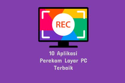 10 Aplikasi Perekam Layar PC Cocok Bagi Youtuber