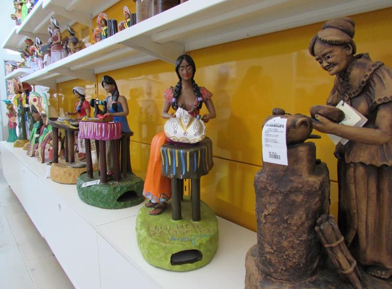 Centro de Artesanato Recife, Marco Zero