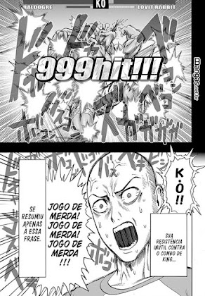 One Punch Man Mangá 120