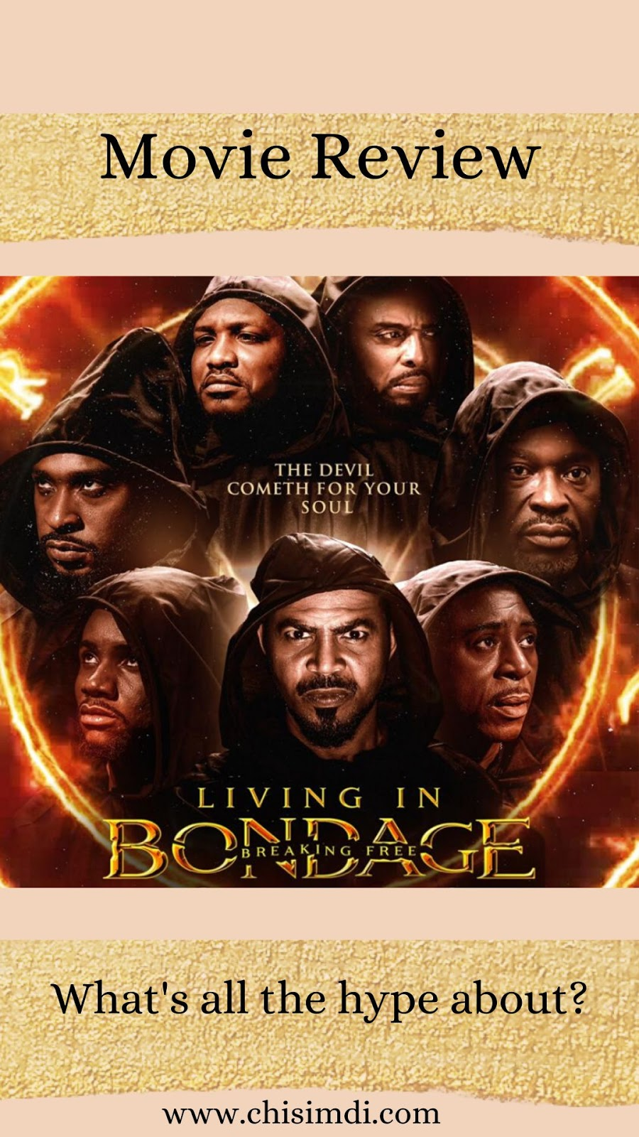 Living in bondage review. Chisimdi's Blog