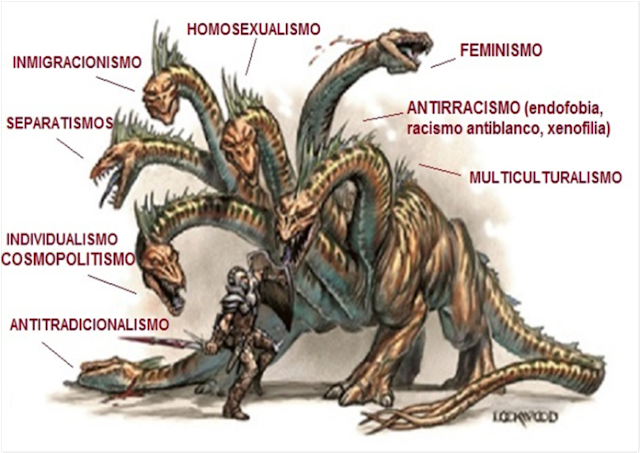 El Neocomunismo gramsciano ¡Es un monstruo grande y pisa fuerte! Por Juan Etchebarne Gainza