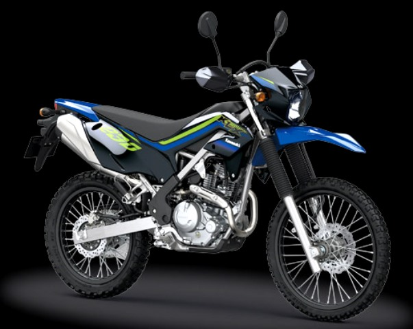 KLX 230 SE Biru