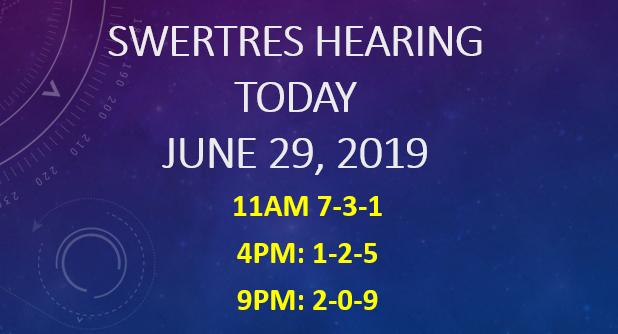 Top 10 Punto Medio Noticias | Swertres Hearing Tambayan 2019