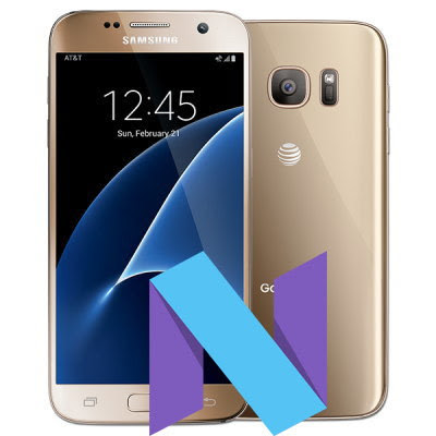 Samsung Galaxy S7 Chile SM-G930F Nougat Official Firmware