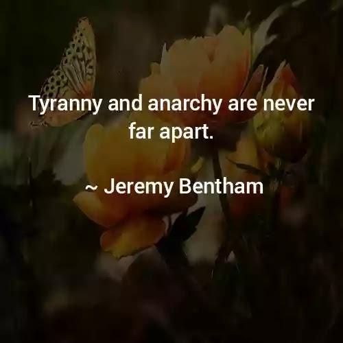 Jeremy Bentham Famous Quotes