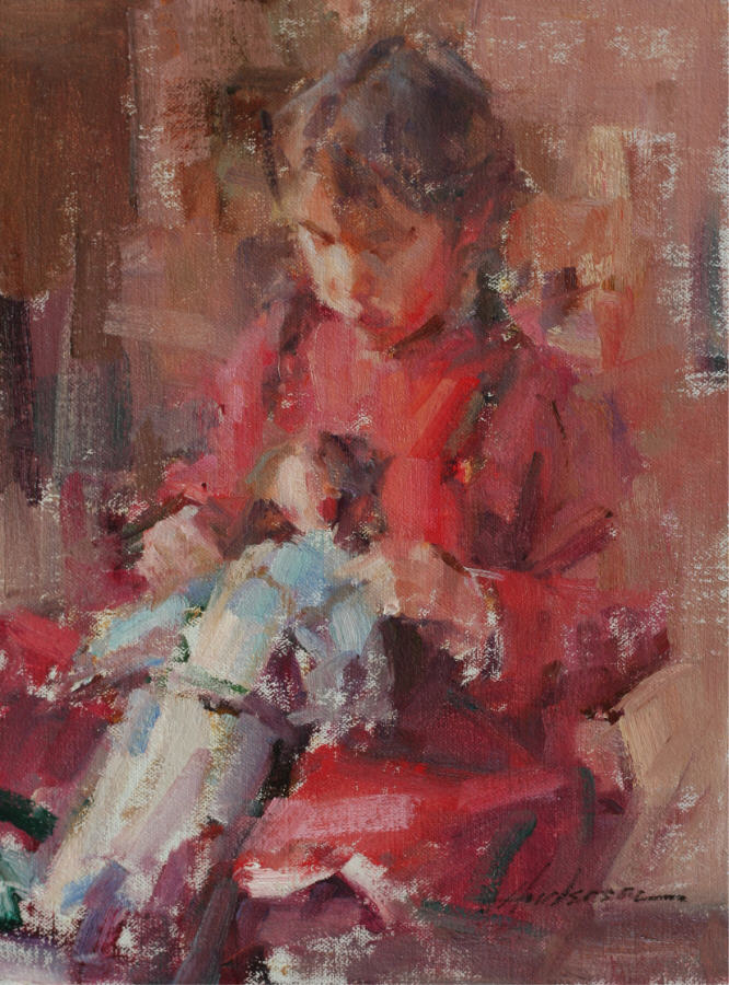 Carolyn Anderson ~ American Impressionist painter | Tutt ...