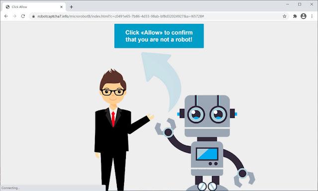 Robotcaptcha7.info pop-ups