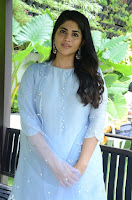 Megha Akash at Dear Megha Movie Interview HeyAndhra.com