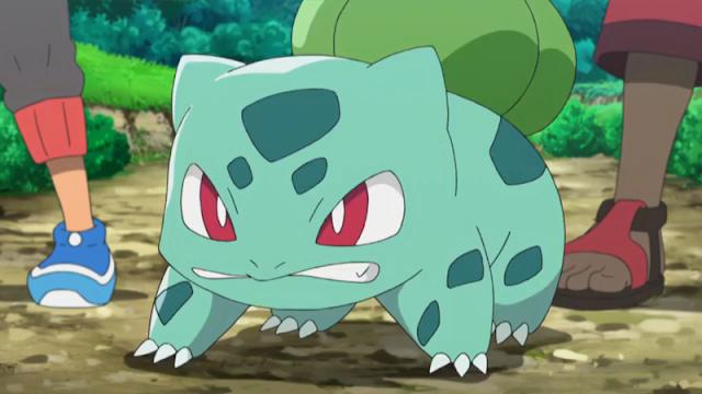 Bulbasaur Ash