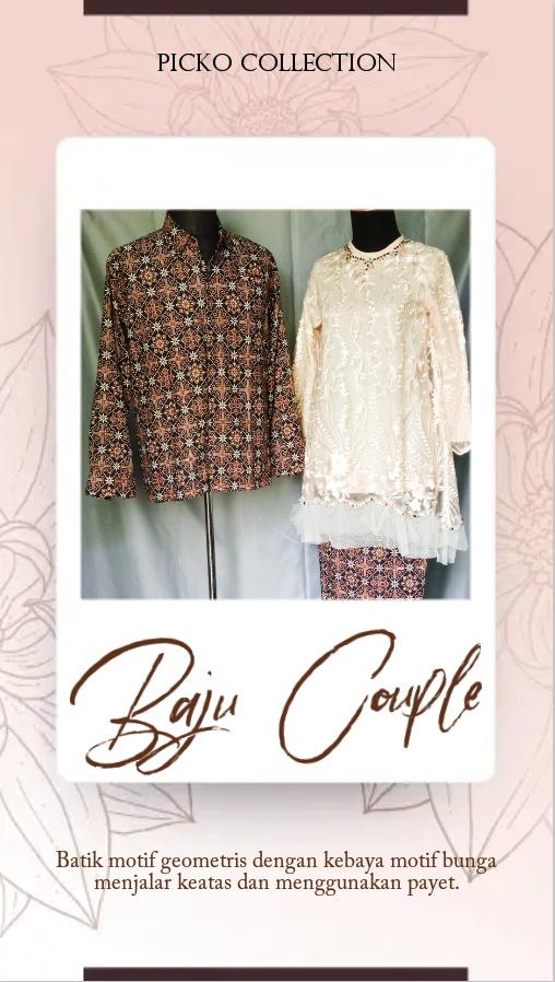 Jahit Baju Couple / Baju Pasangan