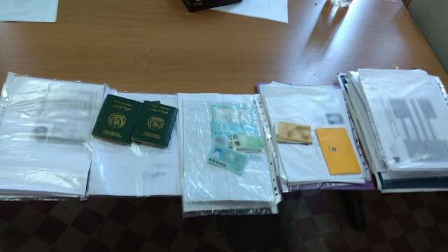 Κύκλωμα πωλούσε πλαστά έγγραφα σε αλλοδαπούς στη Ρόδο