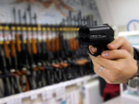 EE.UU. dota a la policía con armas rusas no letales