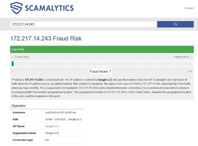 SCAM e Scamalytics - Tudo o que deves saber