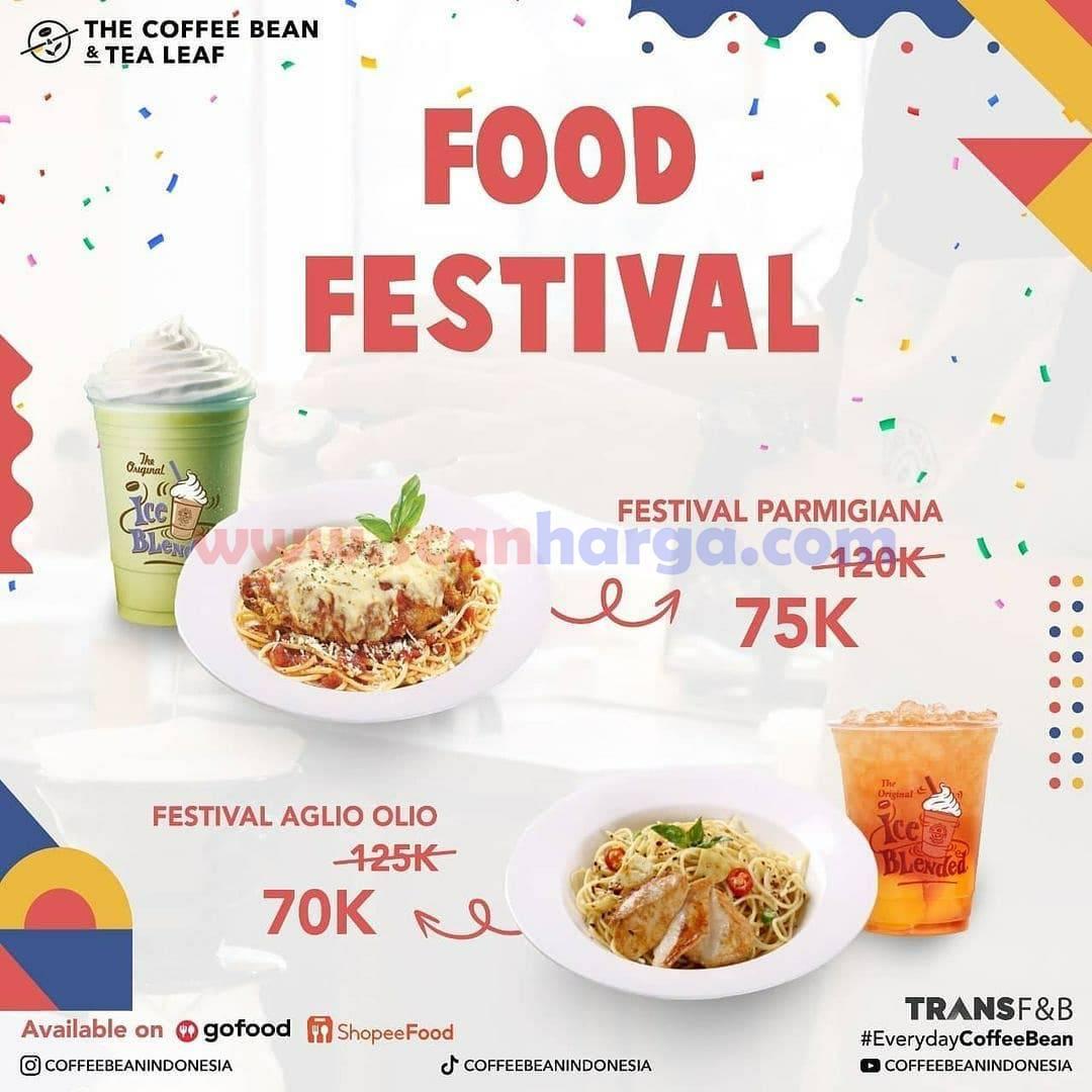 The Coffee Bean Food Festival hingga 15 November 2021