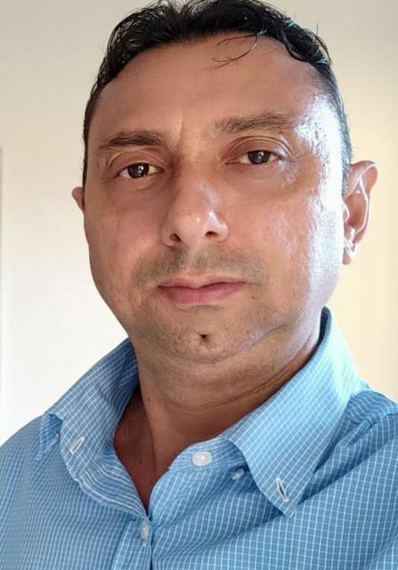 Presidente da Câmara Municipal de Esperantinópolis, Gilson Vieira ...