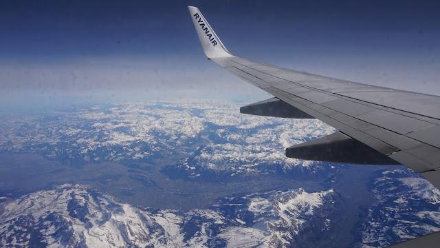 Historia z minionej podróży - opóźniony lot = odszkodowanie
