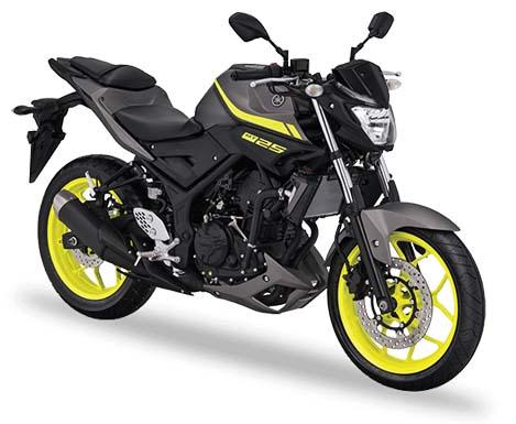 Harga Yamaha MT-25 Terbaru 2018