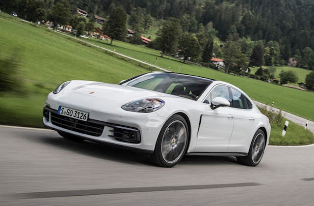 2016 Porsche Panamera 4S Diesel REVIEWS, SUPER CAR