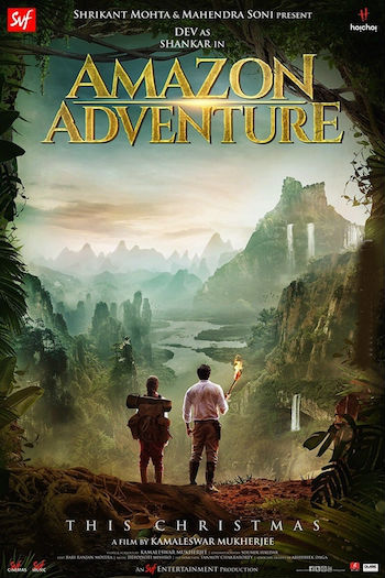 Amazon Adventure 2018 Hindi 720p CAMRip 950mb