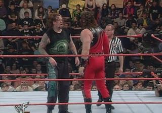 WWE / WWF - No Mercy 1999 (UK VERSION) -  Mideon vs. Kane