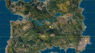 خريطة Pubg