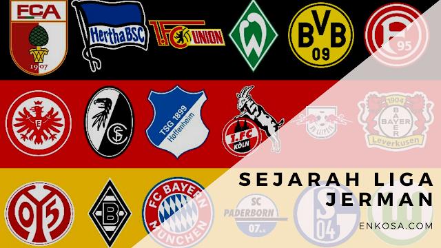 Sejarah Liga Jerman Yang Perlu Anda Ketahui