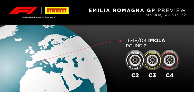 FÓRMULA 1: Preview do GP da Emília-Romanha