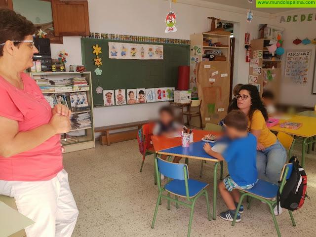 El Ayuntamiento de Puntallana trabaja para minimizar los efectos del Covid19 en el ámbito educativo municipal