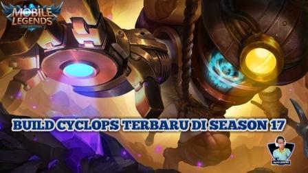 build cyclops tersakit
