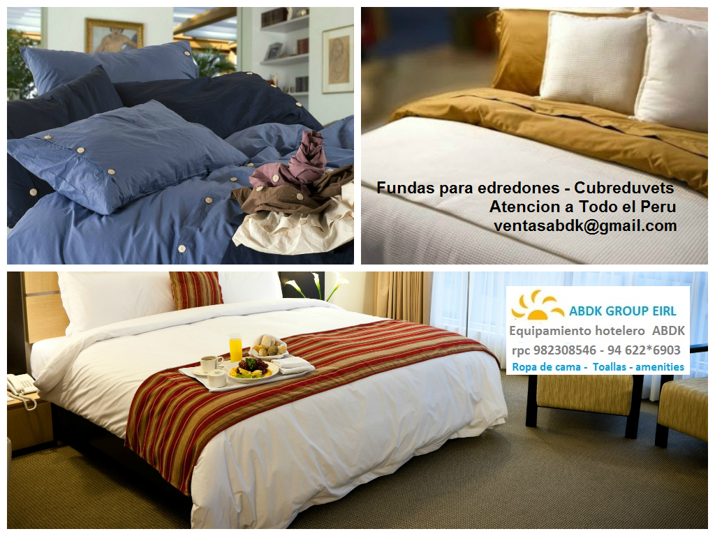 Fabricante sabanas hoteleras peru confeccion de - Fabricantes de sabanas en espana ...