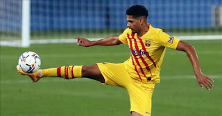 Diario Sport: Real Madrid made an unsuccessful attempt to snatch Ronald Araujo away from Barcelona