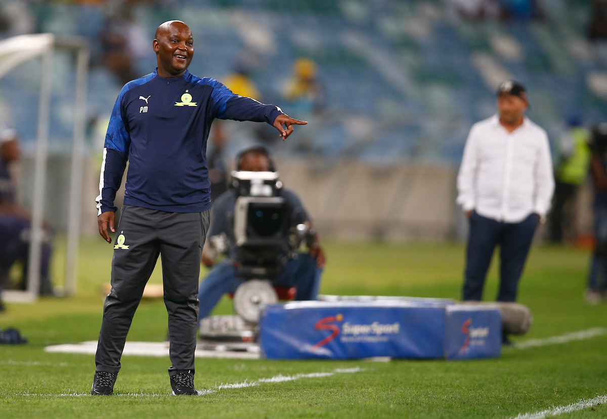 Mamelodi Sundowns would struggle to replace Pitso Mosimane
