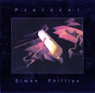 Simon Phillips - 1988 - Protocol