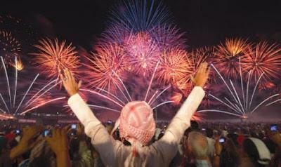 سلسلة فعاليات ليلة رأس السنة احتفالاً باستقبال العام الجديد 2021