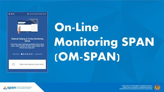 OM-SPAN Kementerian Keuangan Sebagai Layanan Informasi