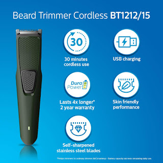 best beard trimmer under 1000