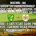 PREDIKSI BOLA JITU MALAM INI ANTARA NORWICH CITY FC VS BRISTOL CITY FC 23 FEBRUARY 2019 ( SATURDAY 22:00 PM )