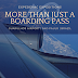 More Than Just a Boarding Pass!