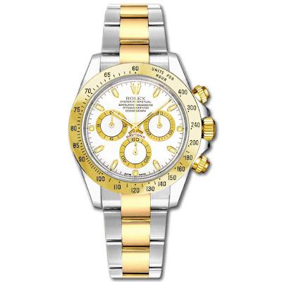 Pajak Rolex ( Rolex-Cosmograph-Daytona-116523-Yellow-Gold)Pajak RM55,000