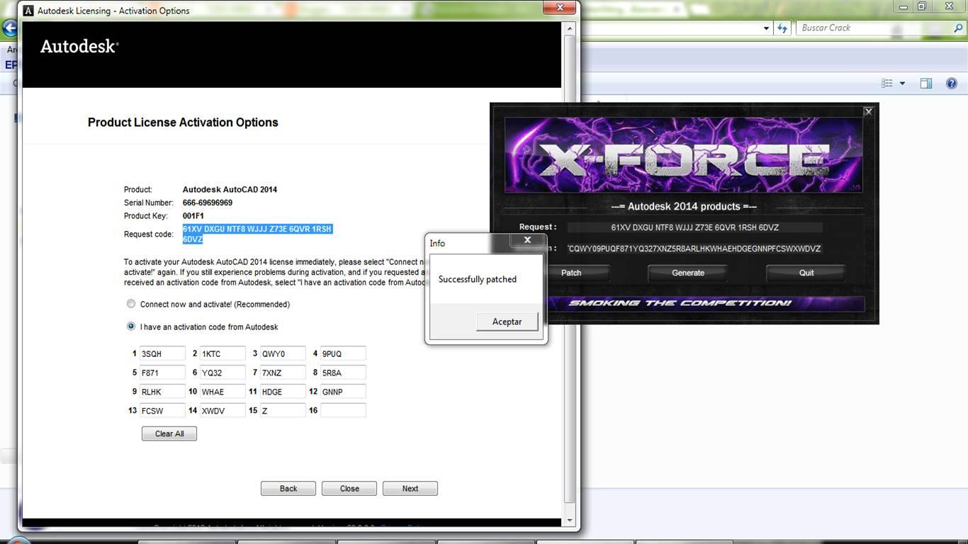 Descargar Xforce Keygen 64 Bits Autocad Civil 3d 2015