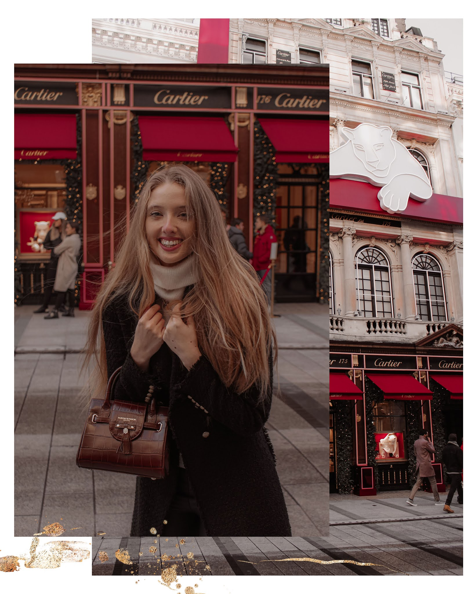 Fairfax & Favor The Mini Windsor Handbag