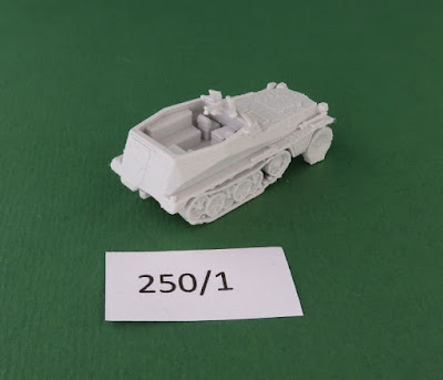 Sd Kfz 250/1 to 11 picture 17