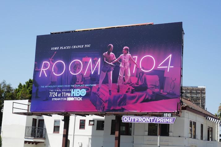 Room 104 final season 4 billboard