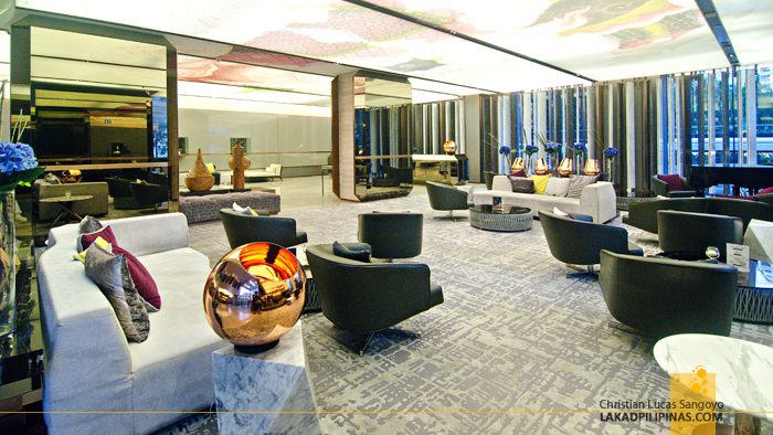 Hilton Sukhumvit Bangkok Lobby